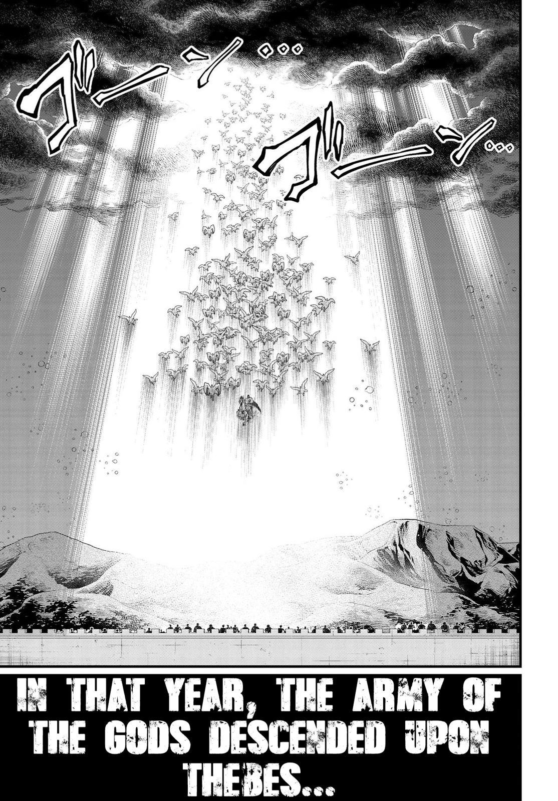 Shuumatsu no Valkyrie, Chapter 22 image 033