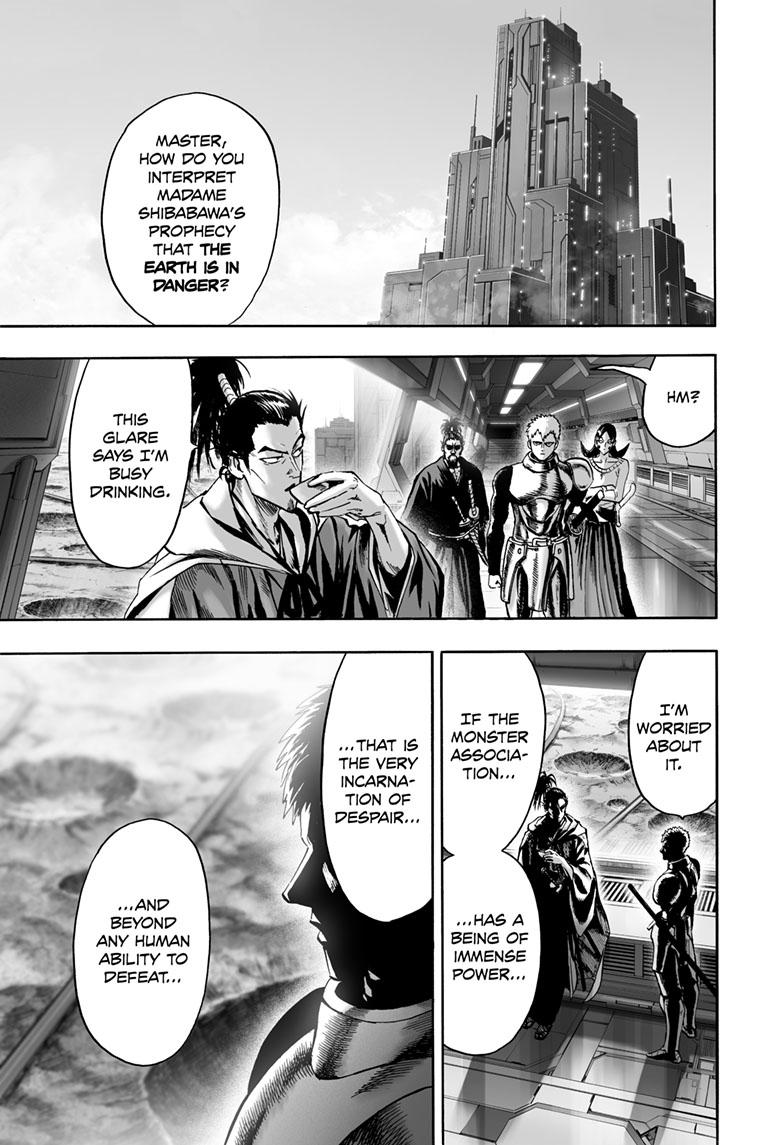 One-Punch Man, Chapter 102 image 017