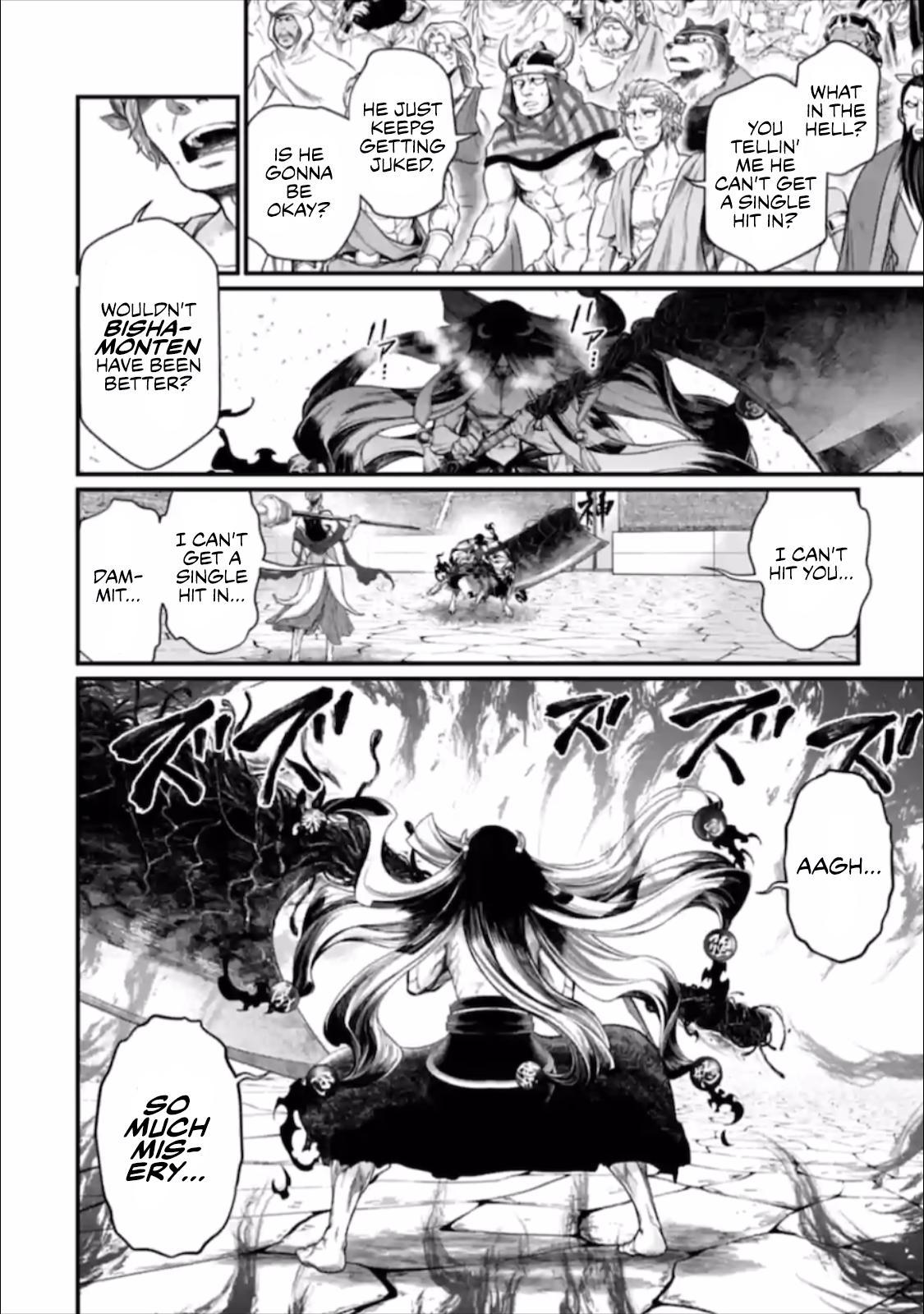 Shuumatsu no Valkyrie, Chapter 46 image 013