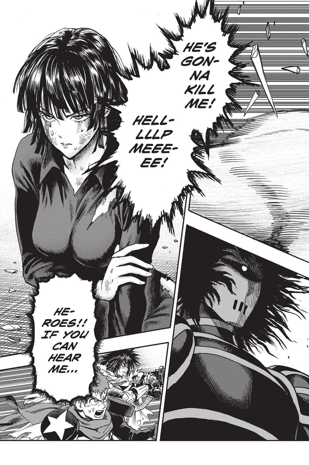 One-Punch Man, Chapter 74 image 032