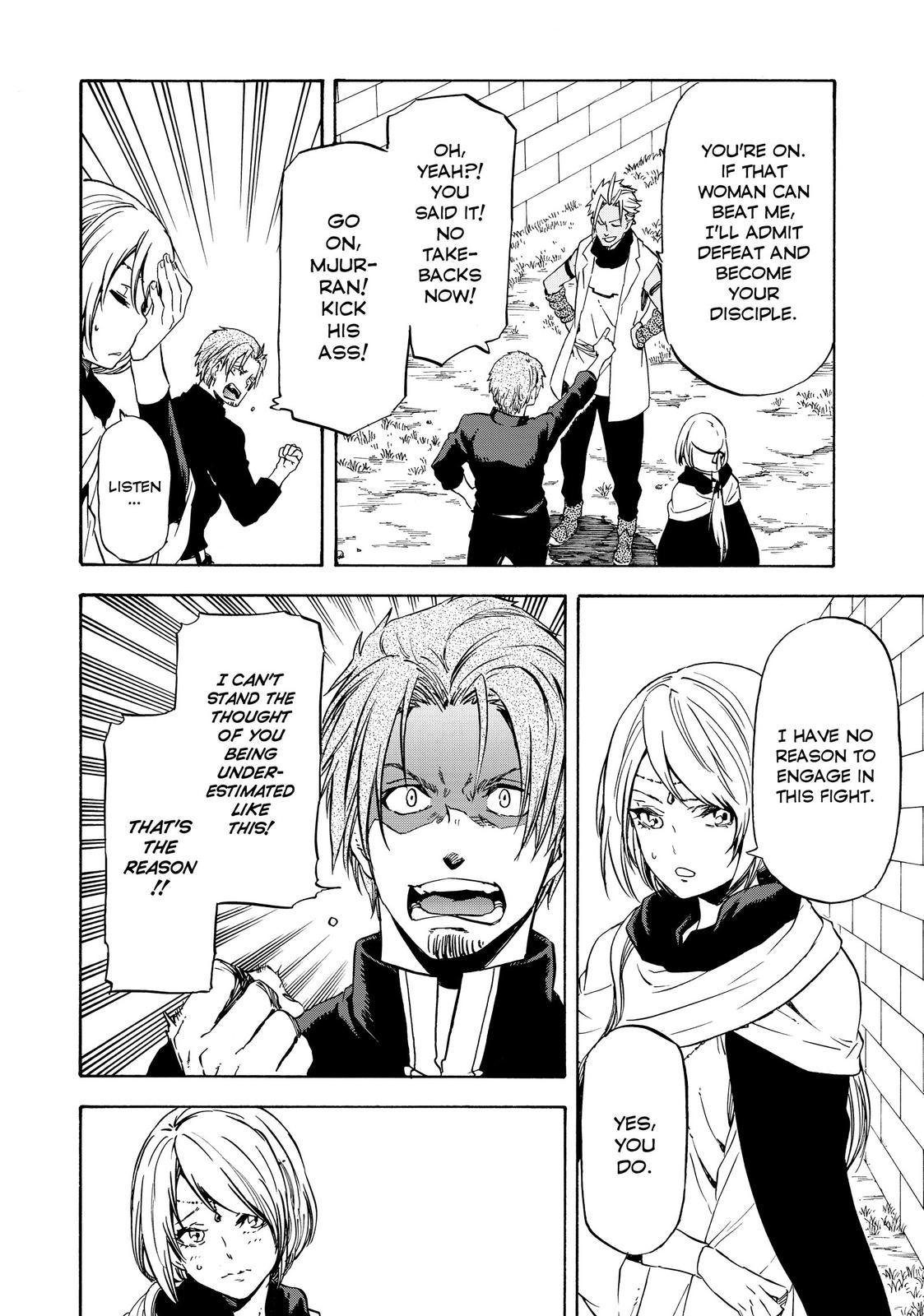Tensei shitara Slime Datta Ken, Chapter 53 image 015