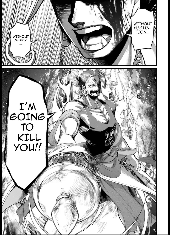Shuumatsu no Valkyrie, Chapter 51 image 31