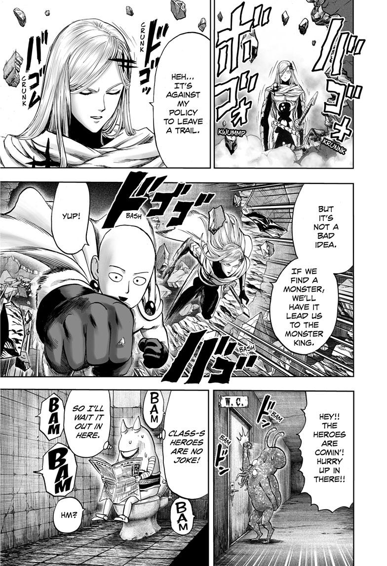 One-Punch Man, Chapter 120 image 012
