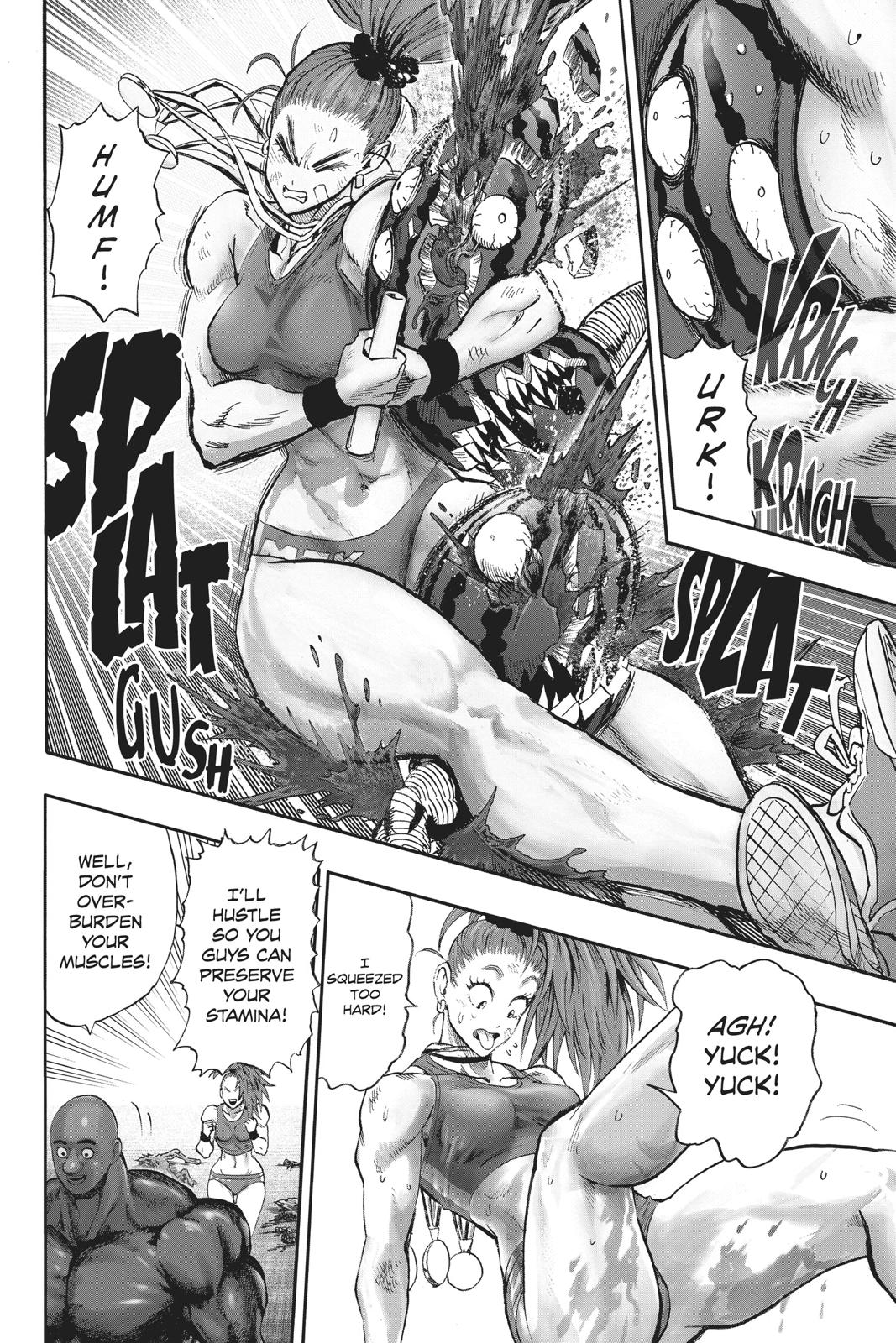 One-Punch Man, Chapter 96 image 080