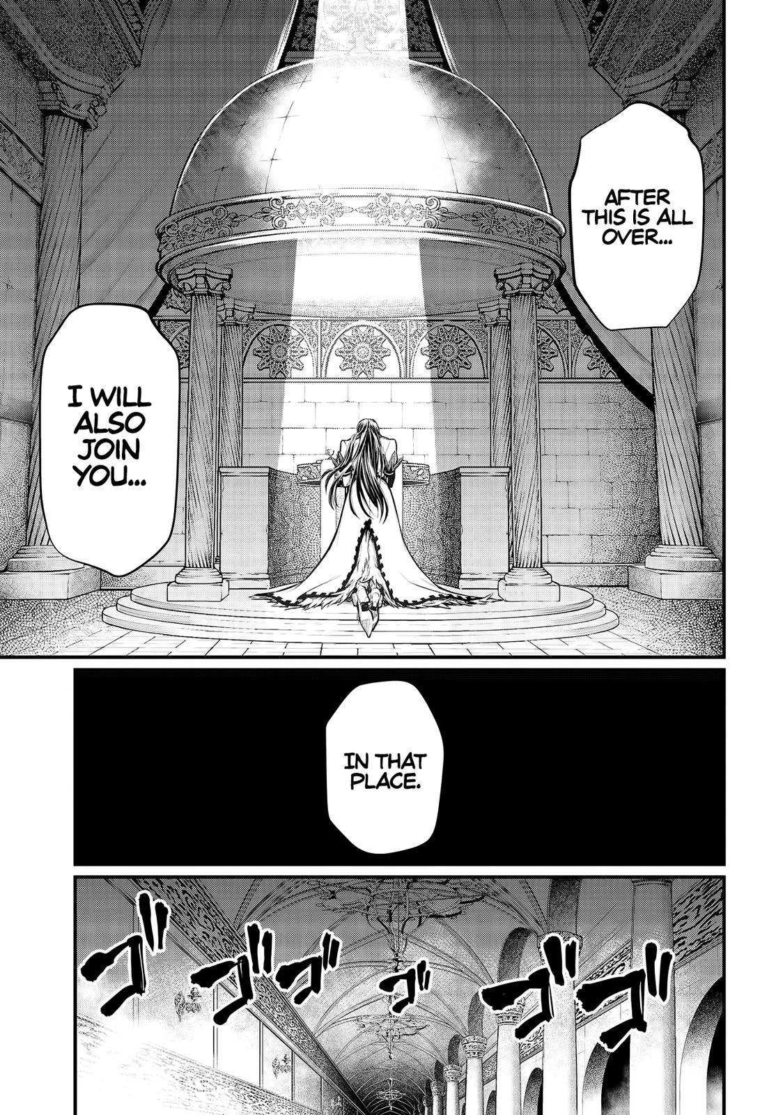 Shuumatsu no Valkyrie, Chapter 30 image 034