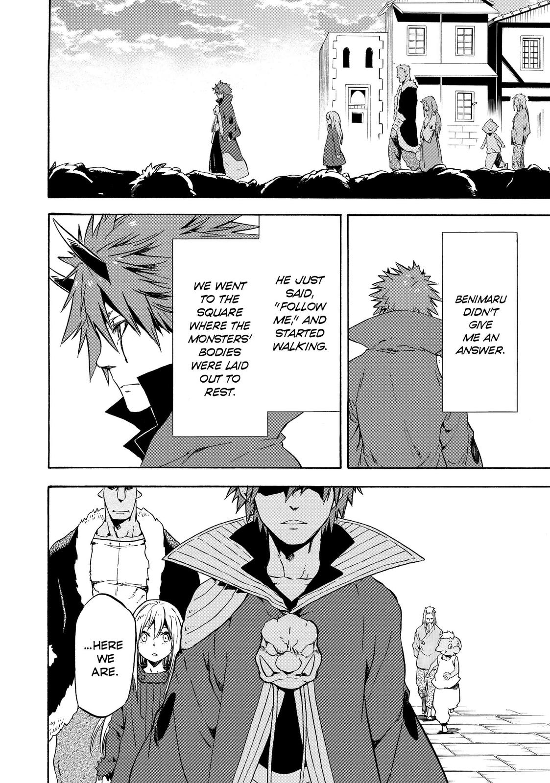 Tensei shitara Slime Datta Ken, Chapter 59 image 034