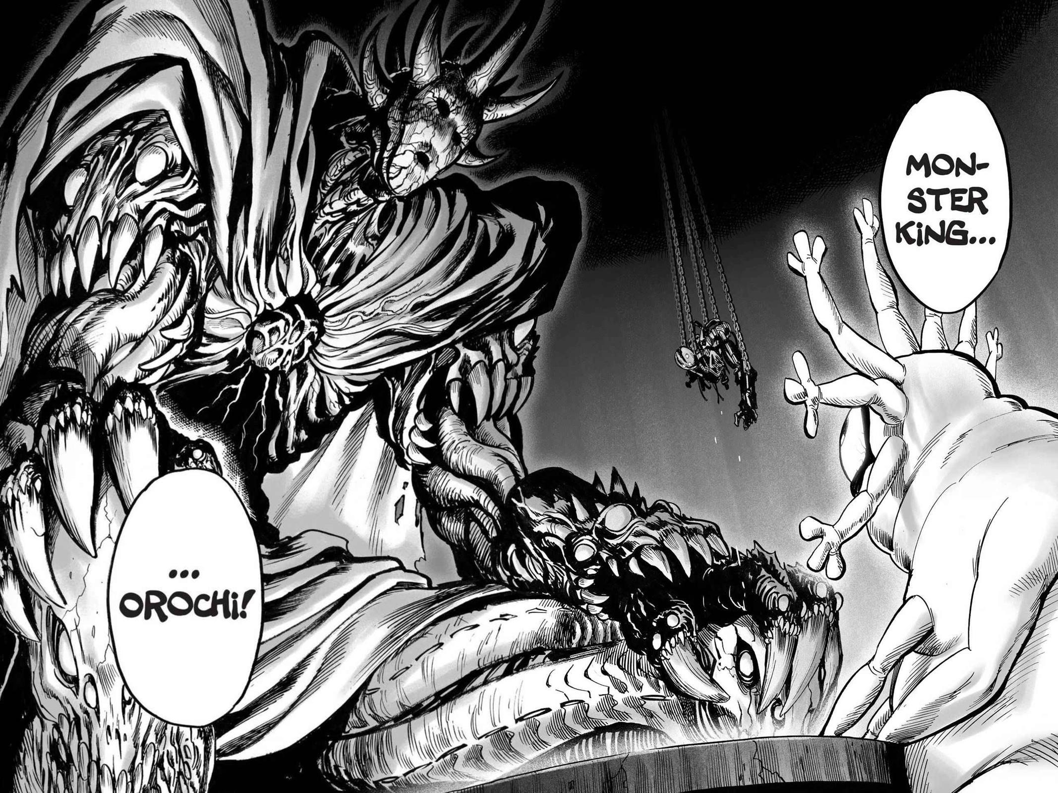 One-Punch Man, Chapter 66 image 025