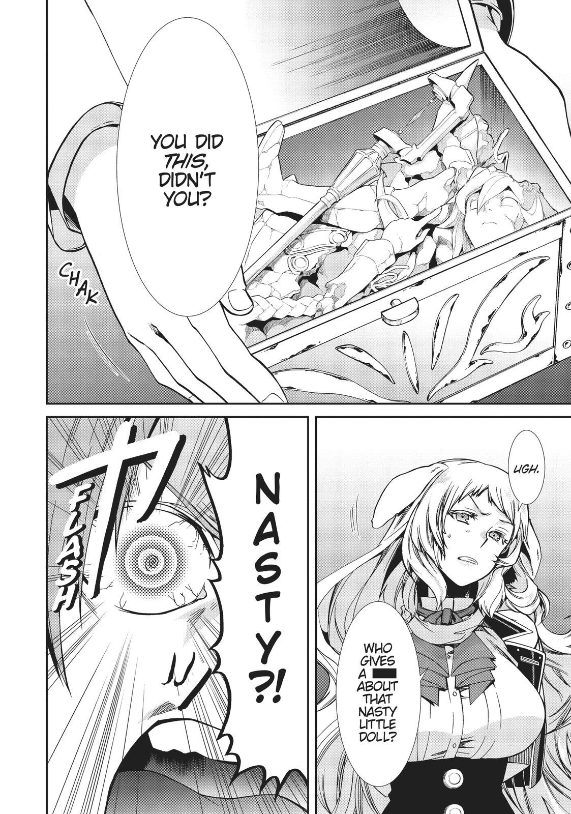 Mushoku Tensei, Chapter 60 image 036