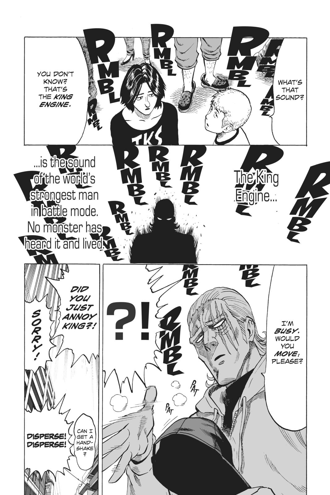 One-Punch Man, Chapter 38 image 016