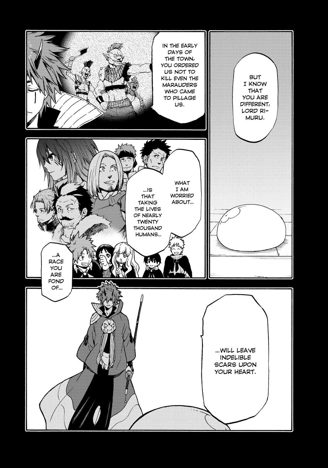 Tensei shitara Slime Datta Ken, Chapter 64 image 006