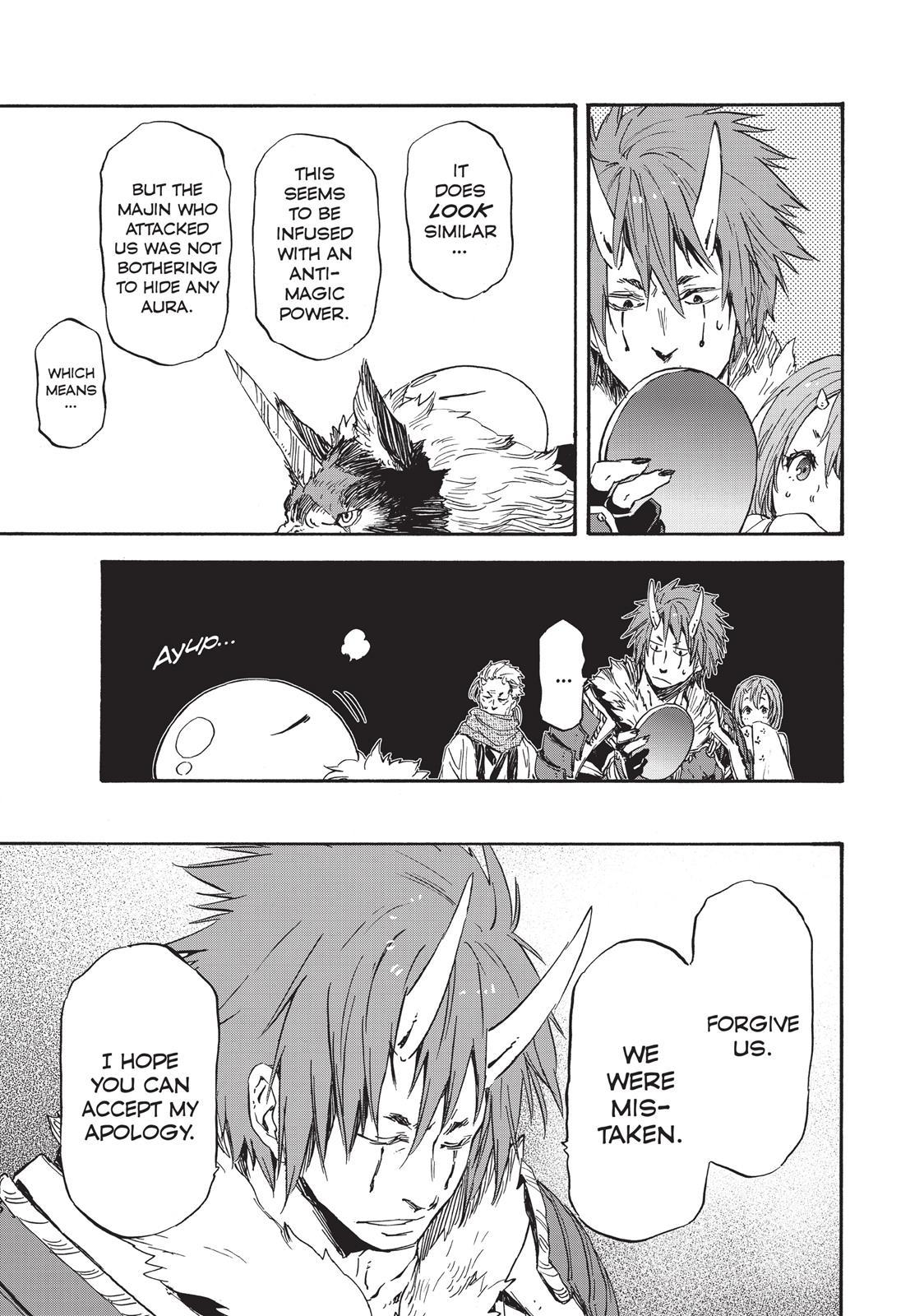 Tensei shitara Slime Datta Ken, Chapter 14 image 010