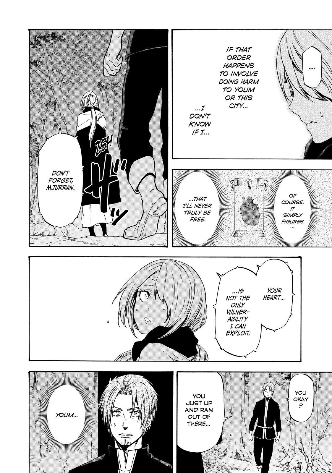 Tensei shitara Slime Datta Ken, Chapter 53 image 025