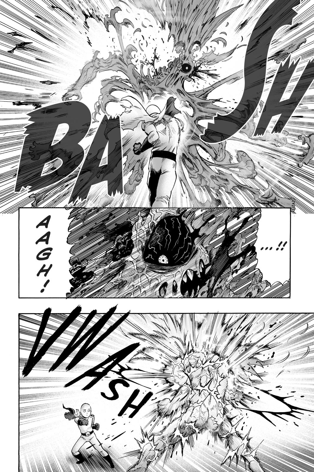 One-Punch Man, Chapter 36 image 028
