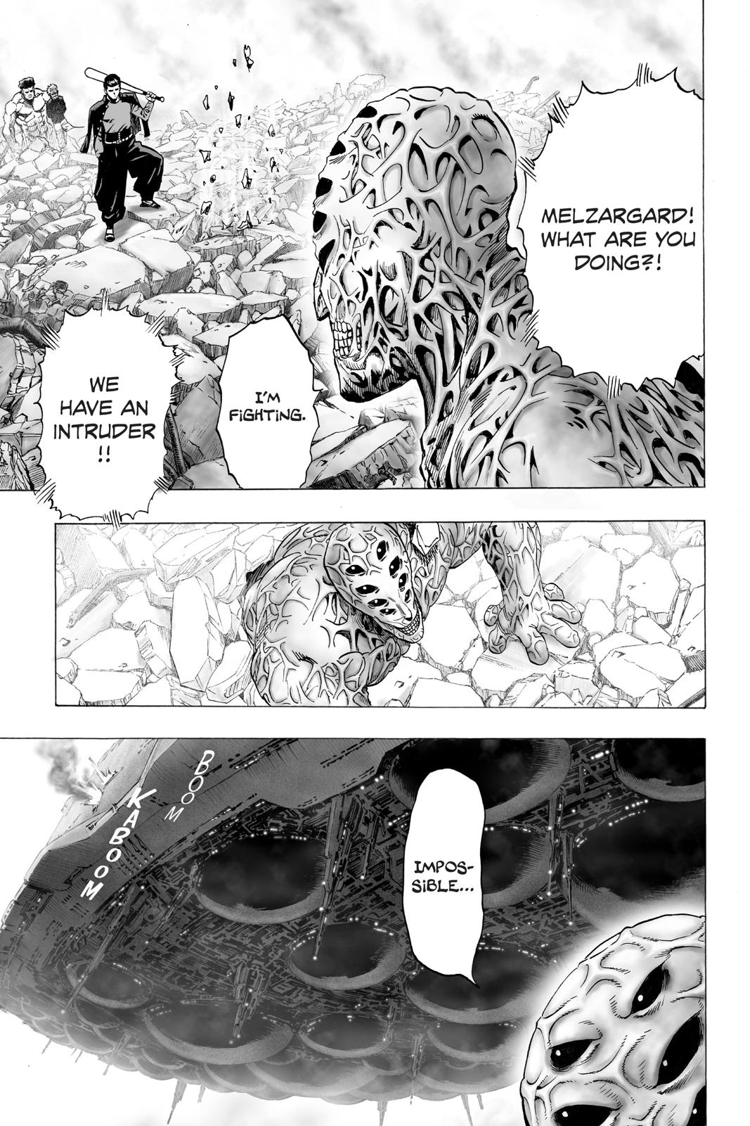 One-Punch Man, Chapter 32 image 059