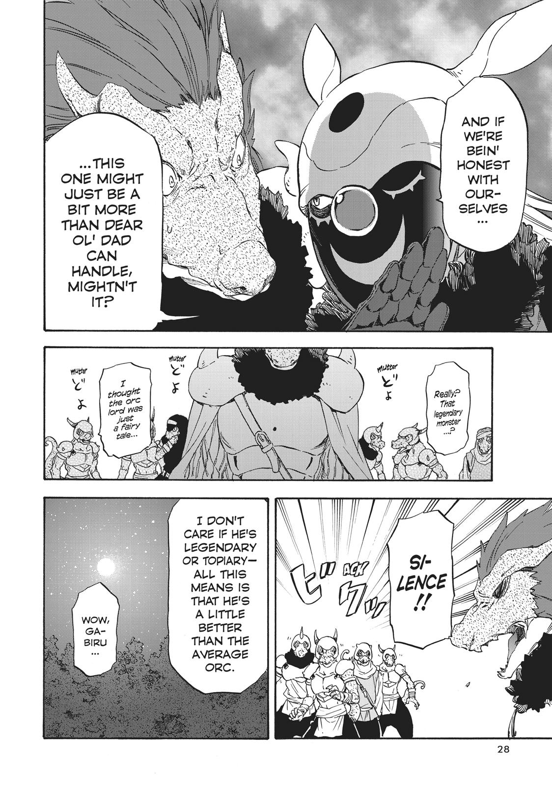 Tensei shitara Slime Datta Ken, Chapter 18 image 028