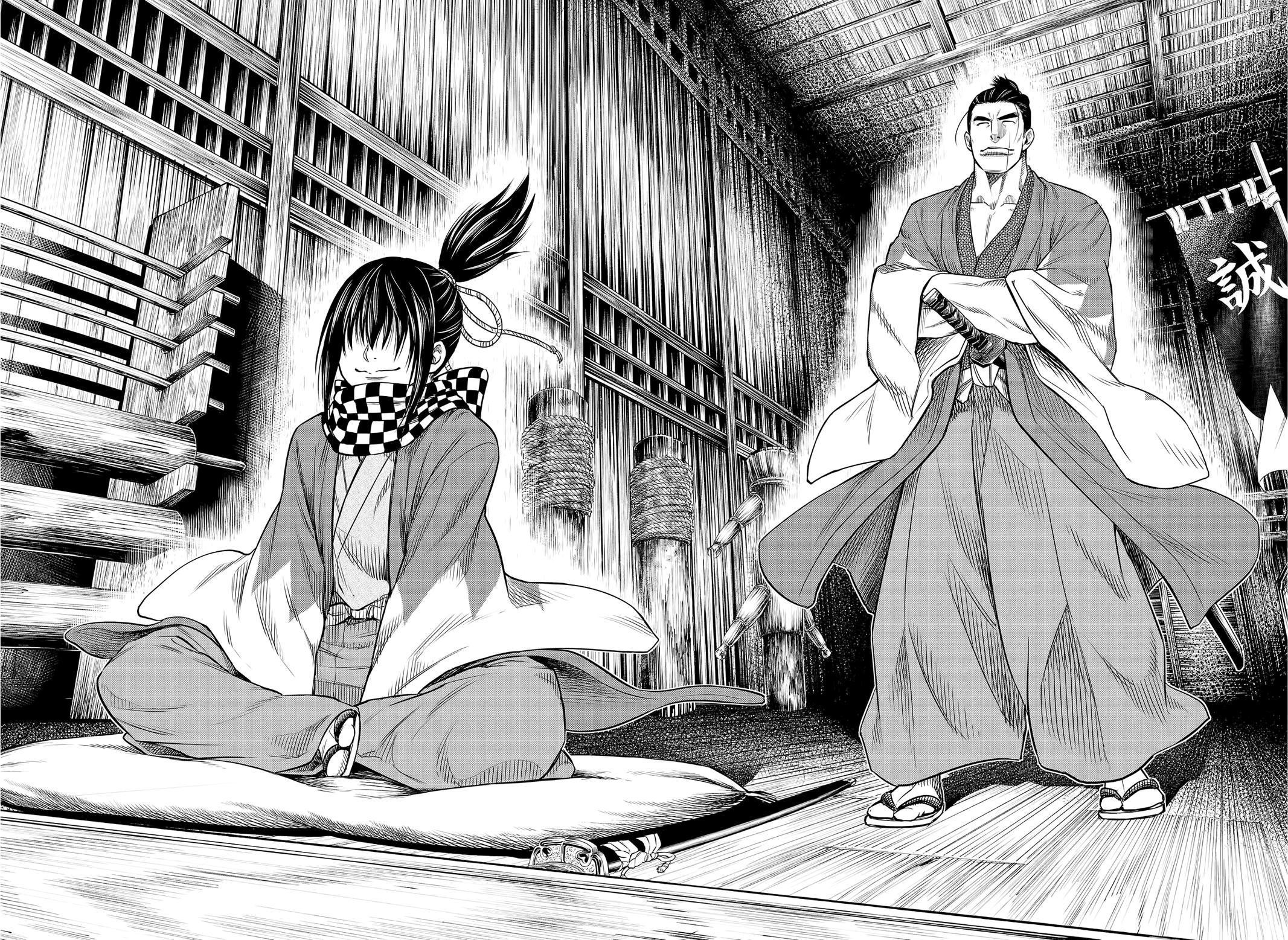 Shuumatsu no Valkyrie, Chapter 30 image 039
