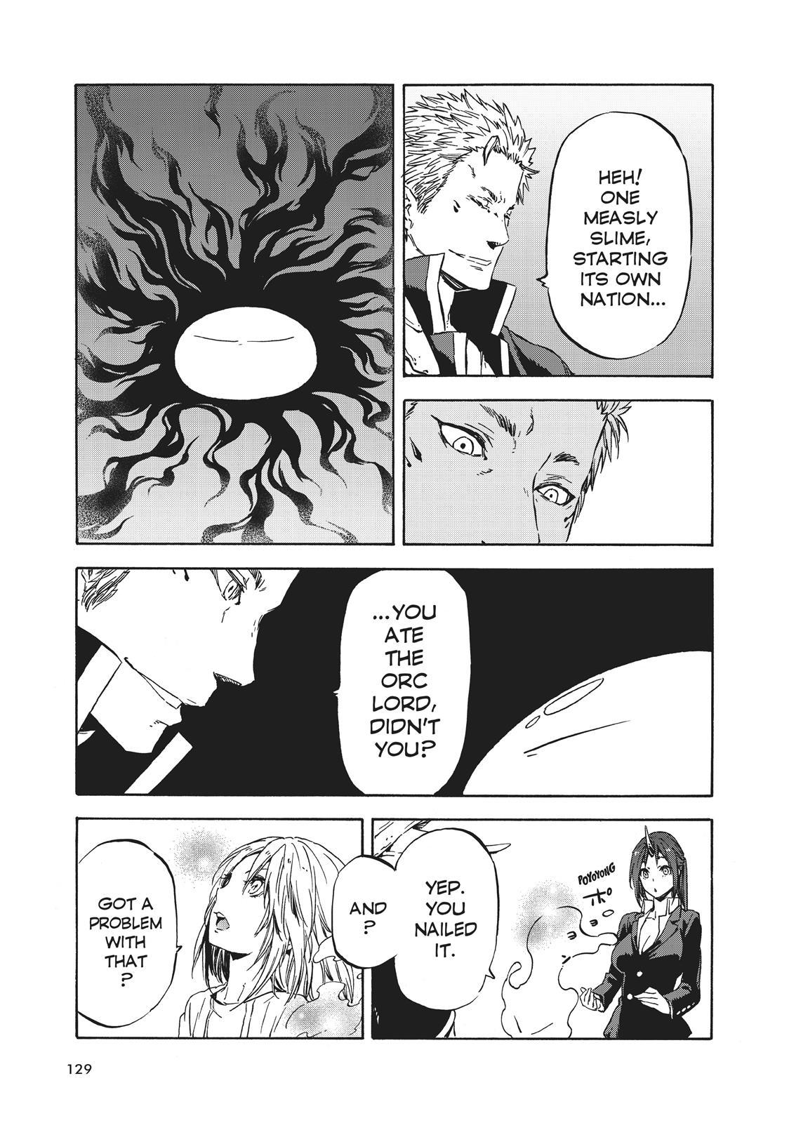 Tensei shitara Slime Datta Ken, Chapter 39 image 013