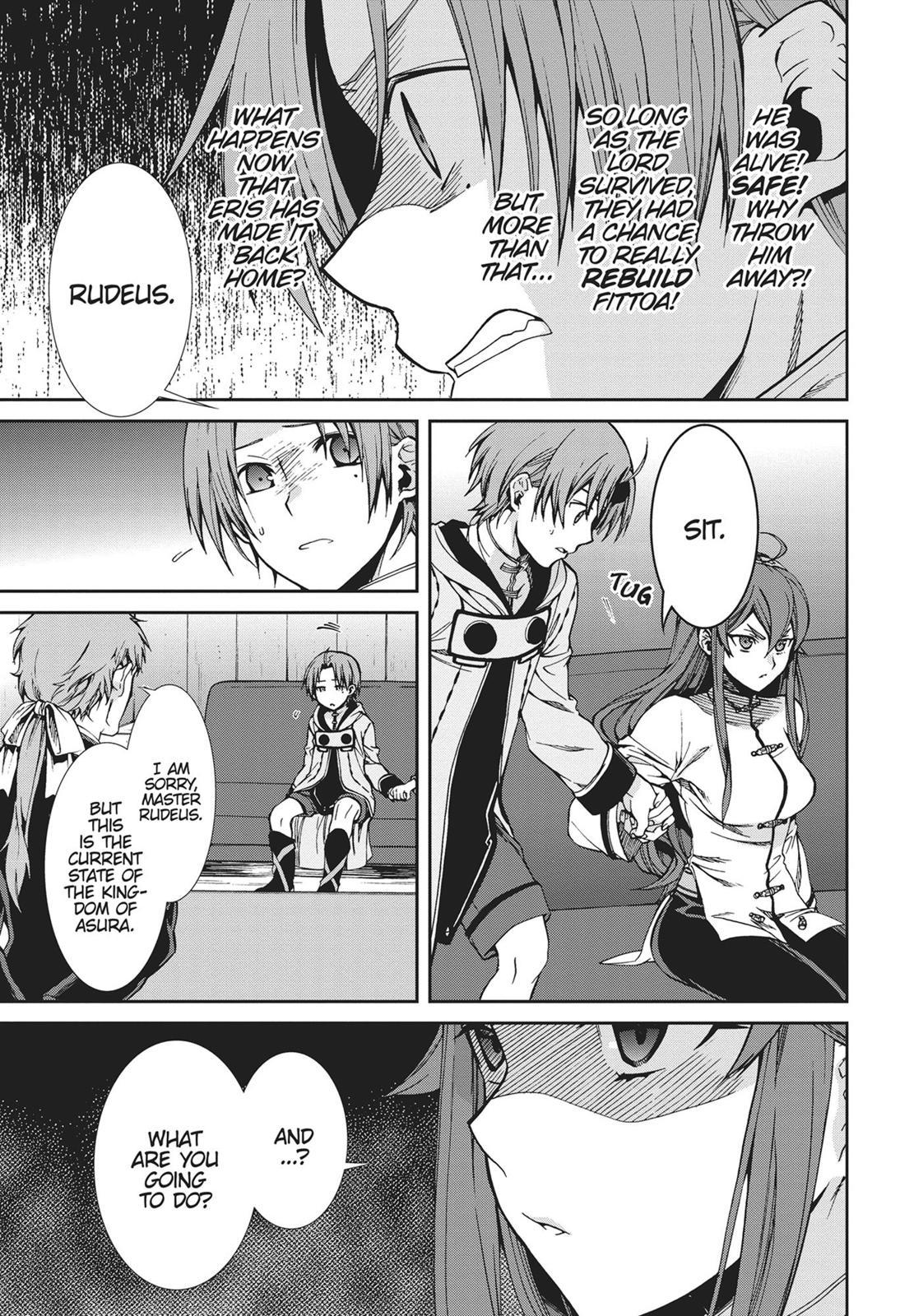 Mushoku Tensei, Chapter 50 image 011
