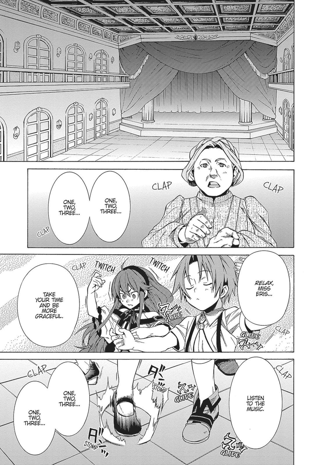 Mushoku Tensei, Chapter 10 image 015