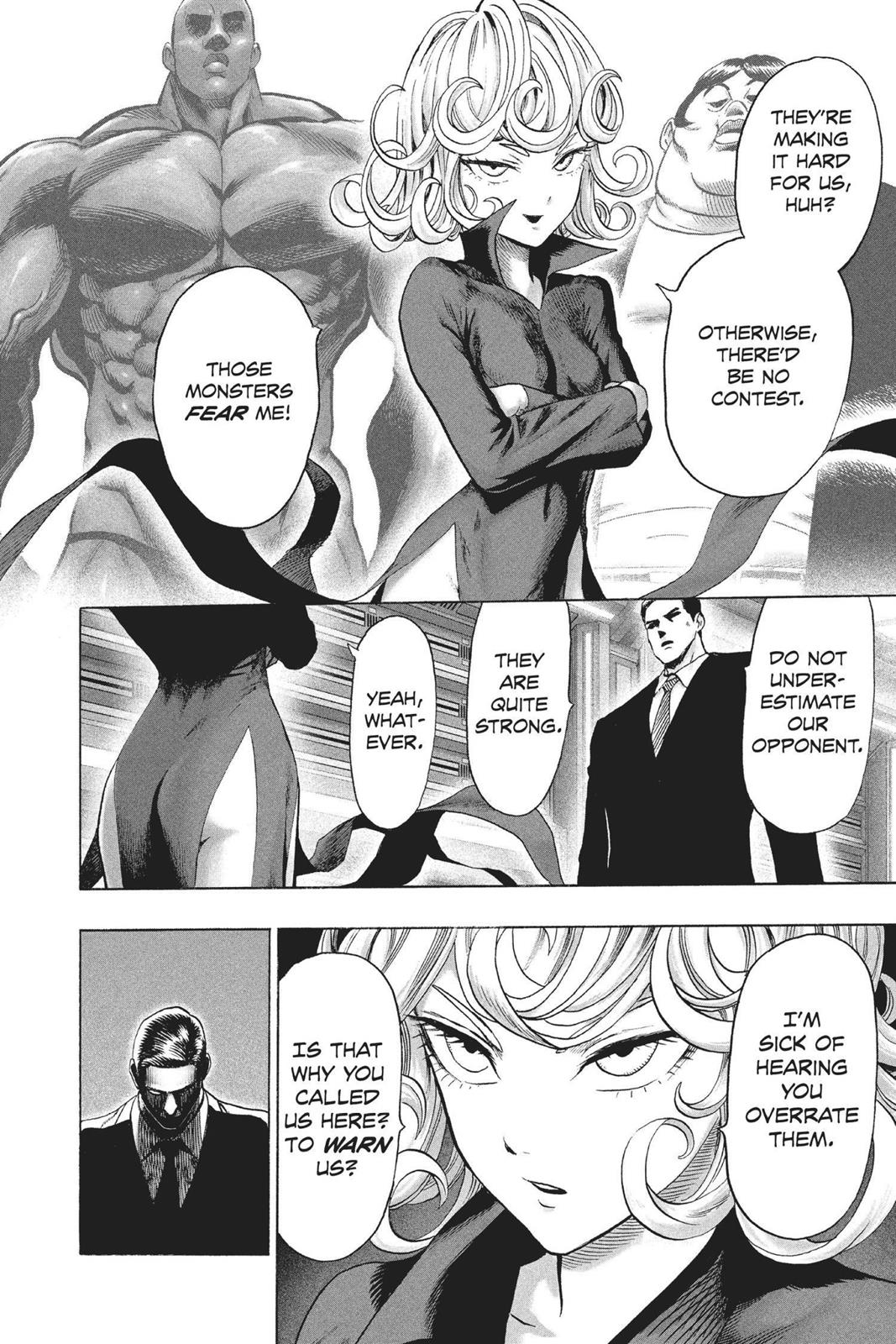 One-Punch Man, Chapter 86 image 010