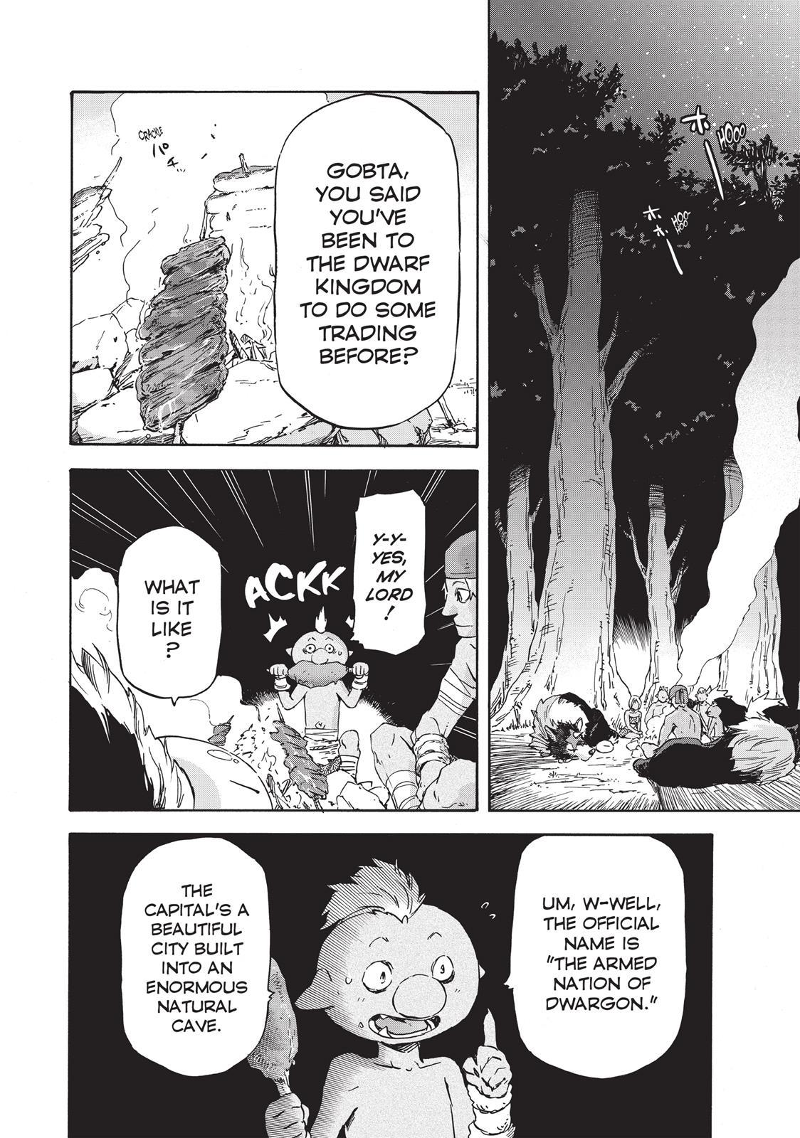 Tensei shitara Slime Datta Ken, Chapter 4 image 020