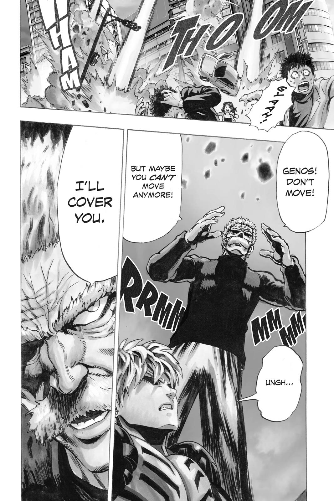 One-Punch Man, Chapter 21 image 067