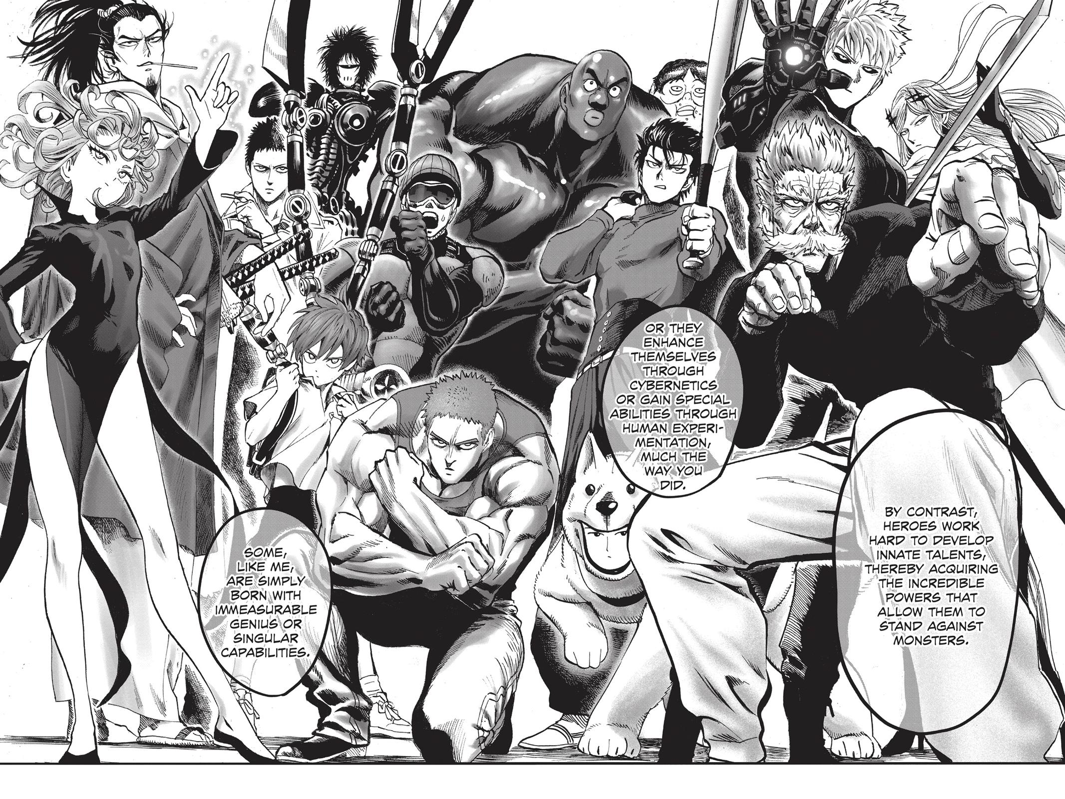 One-Punch Man, Chapter 89 image 046