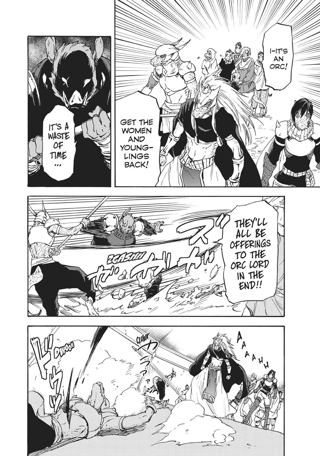 Tensei shitara Slime Datta Ken, Chapter 20 image 011
