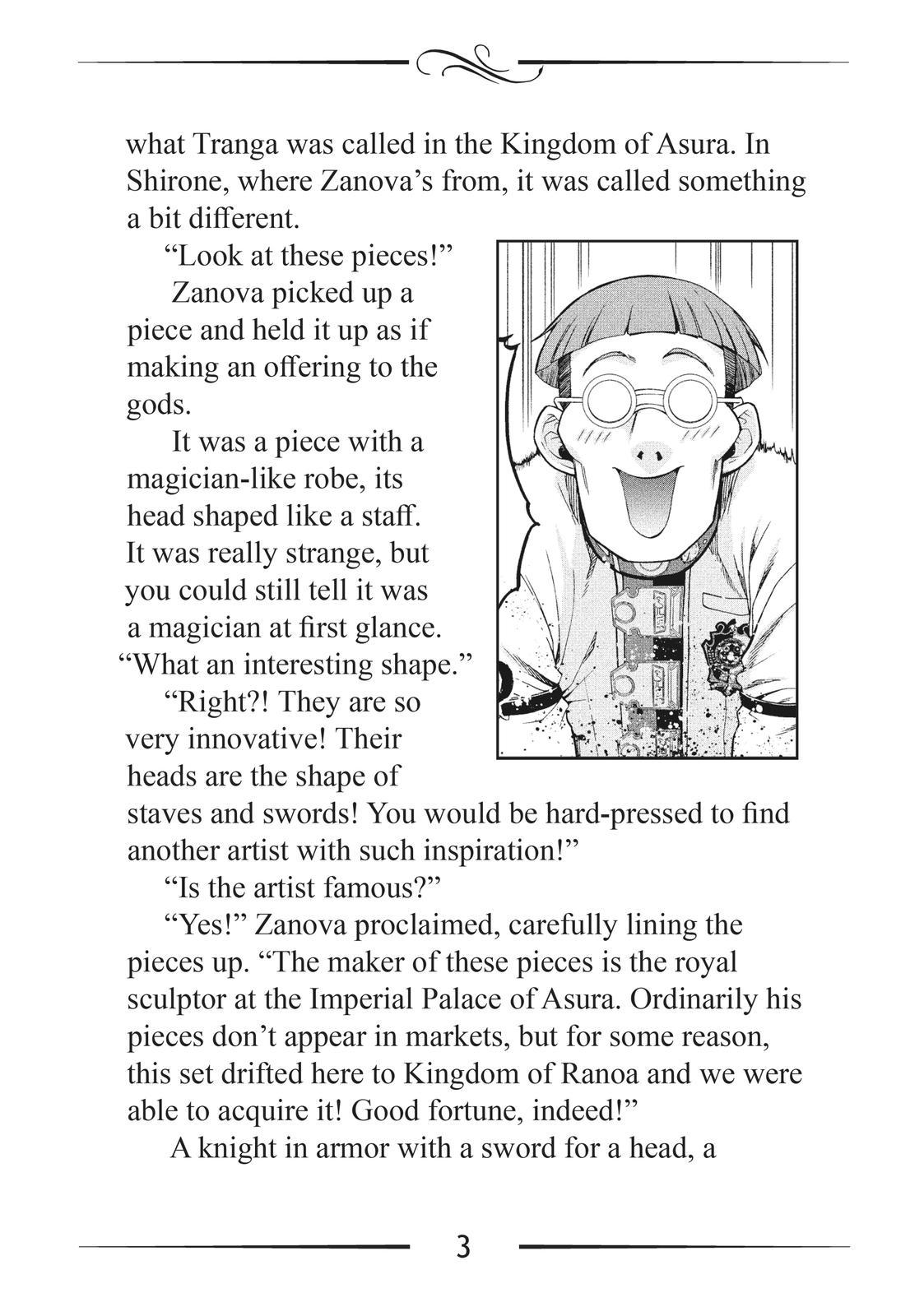 Mushoku Tensei, Chapter 60.5 image 003