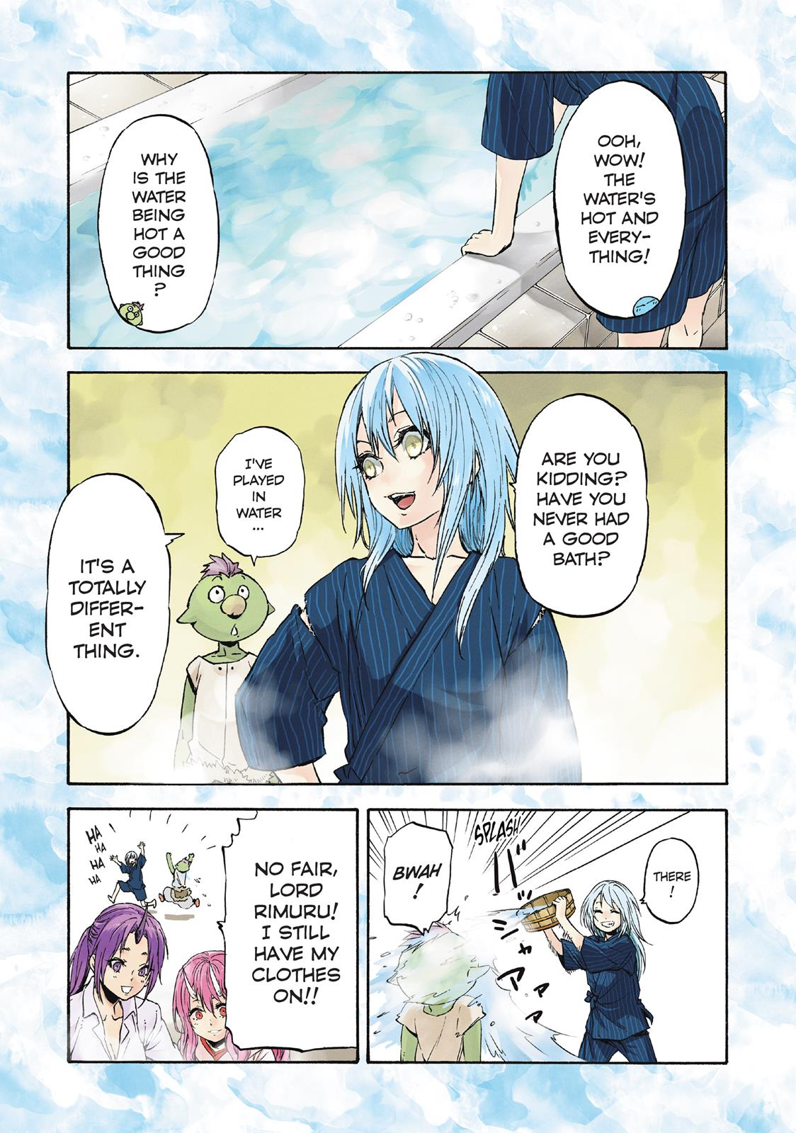 Tensei shitara Slime Datta Ken, Chapter 28 image 002