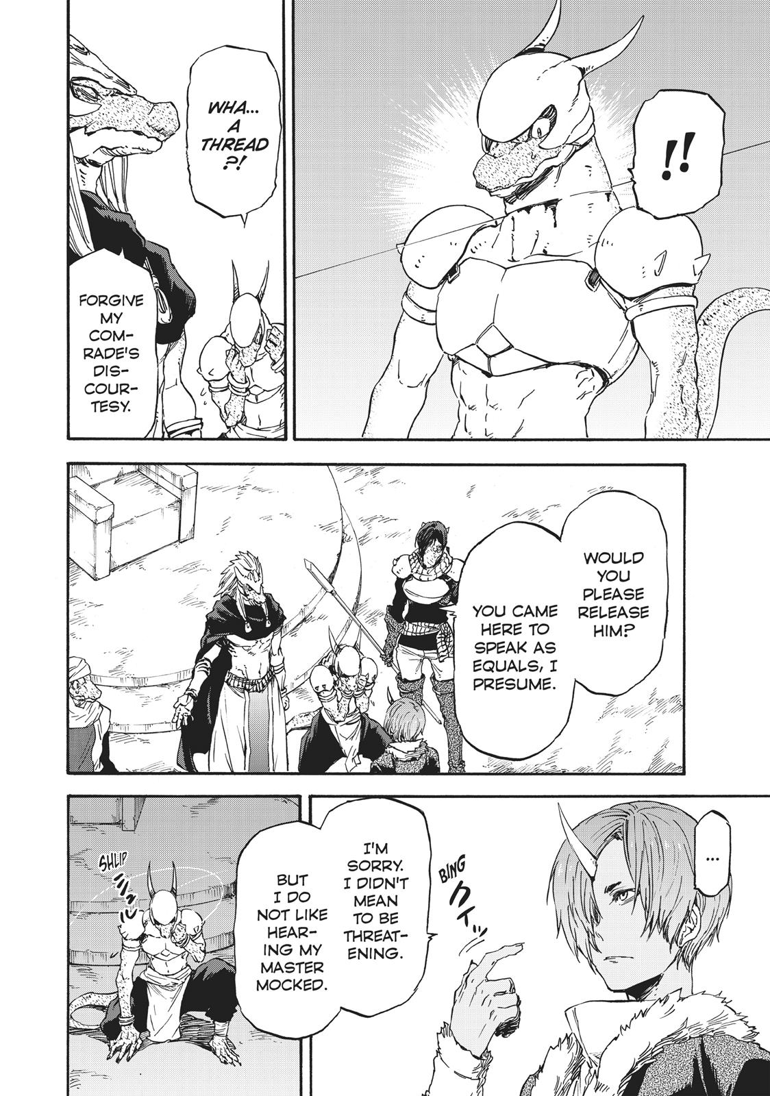 Tensei shitara Slime Datta Ken, Chapter 19 image 006