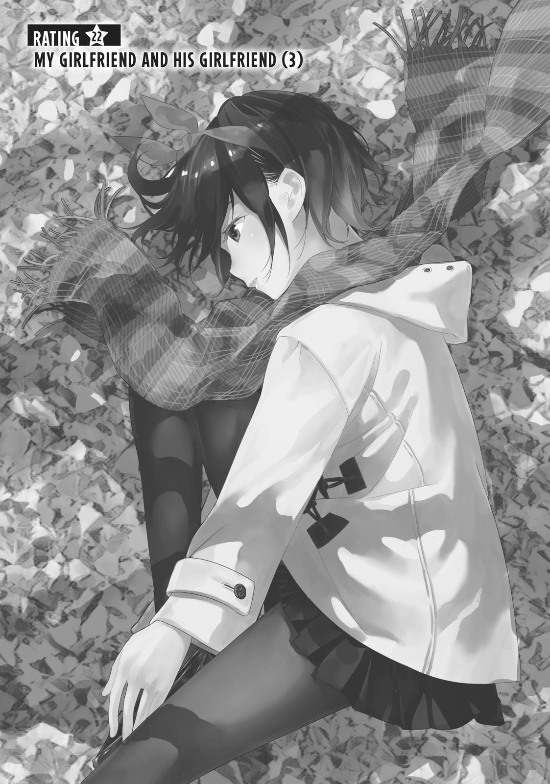 Kanojo Okarishimasu, Chapter 22 image 001