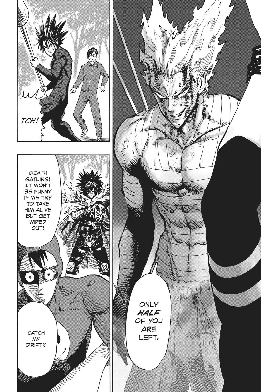 One-Punch Man, Chapter 82 image 019