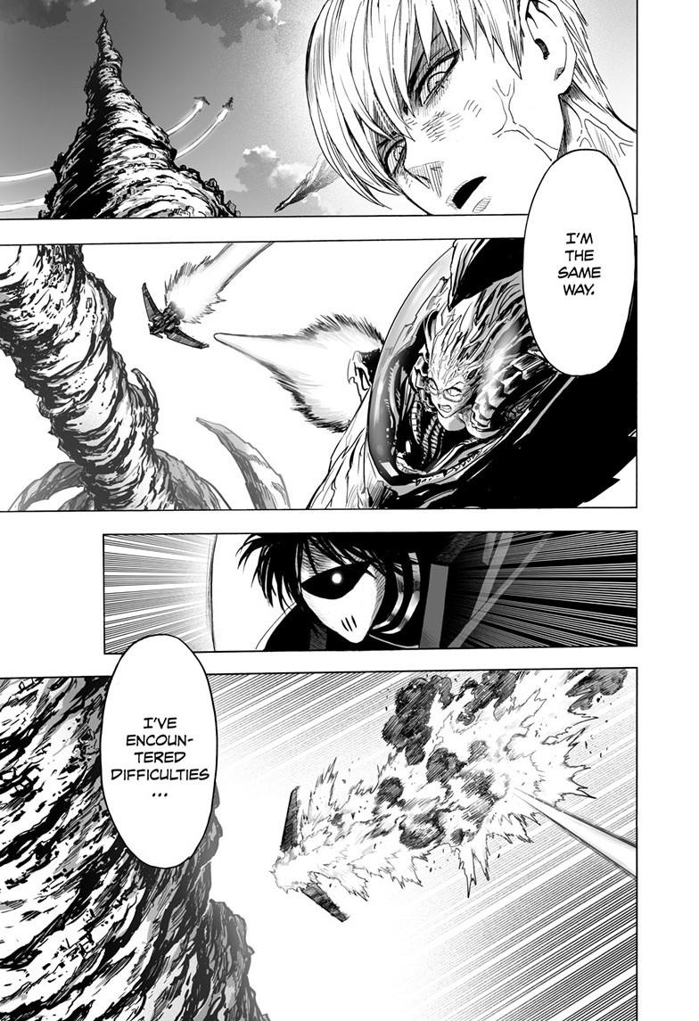 One-Punch Man, Chapter 134 image 024