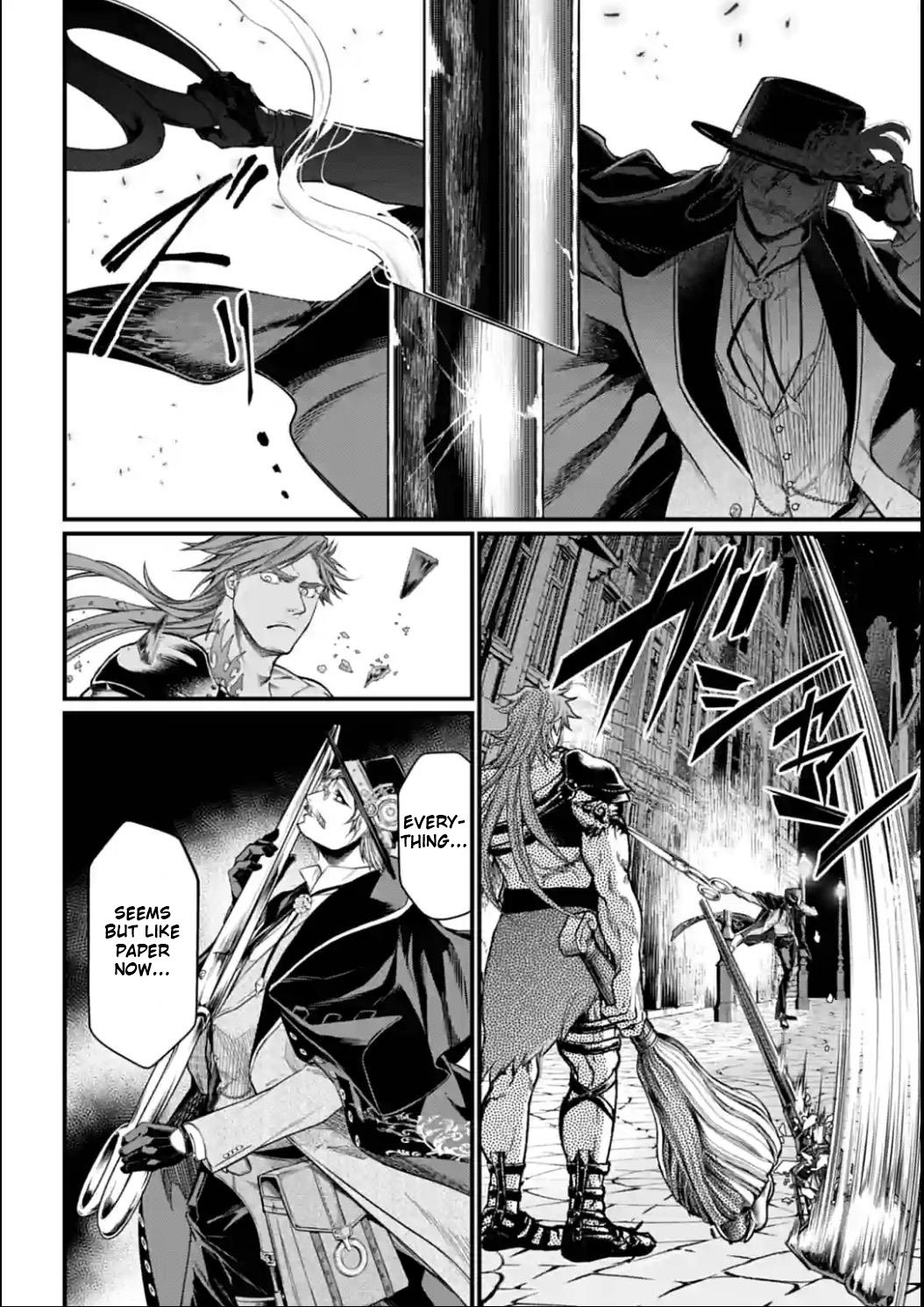 Shuumatsu no Valkyrie, Chapter 21 image 014