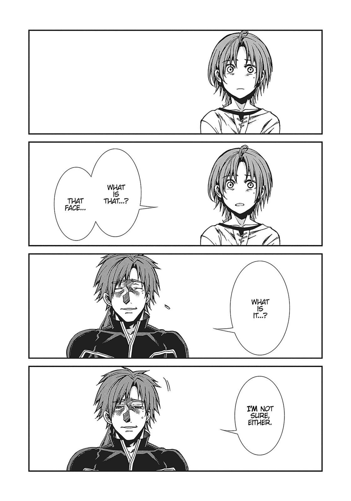 Mushoku Tensei, Chapter 36 image 015