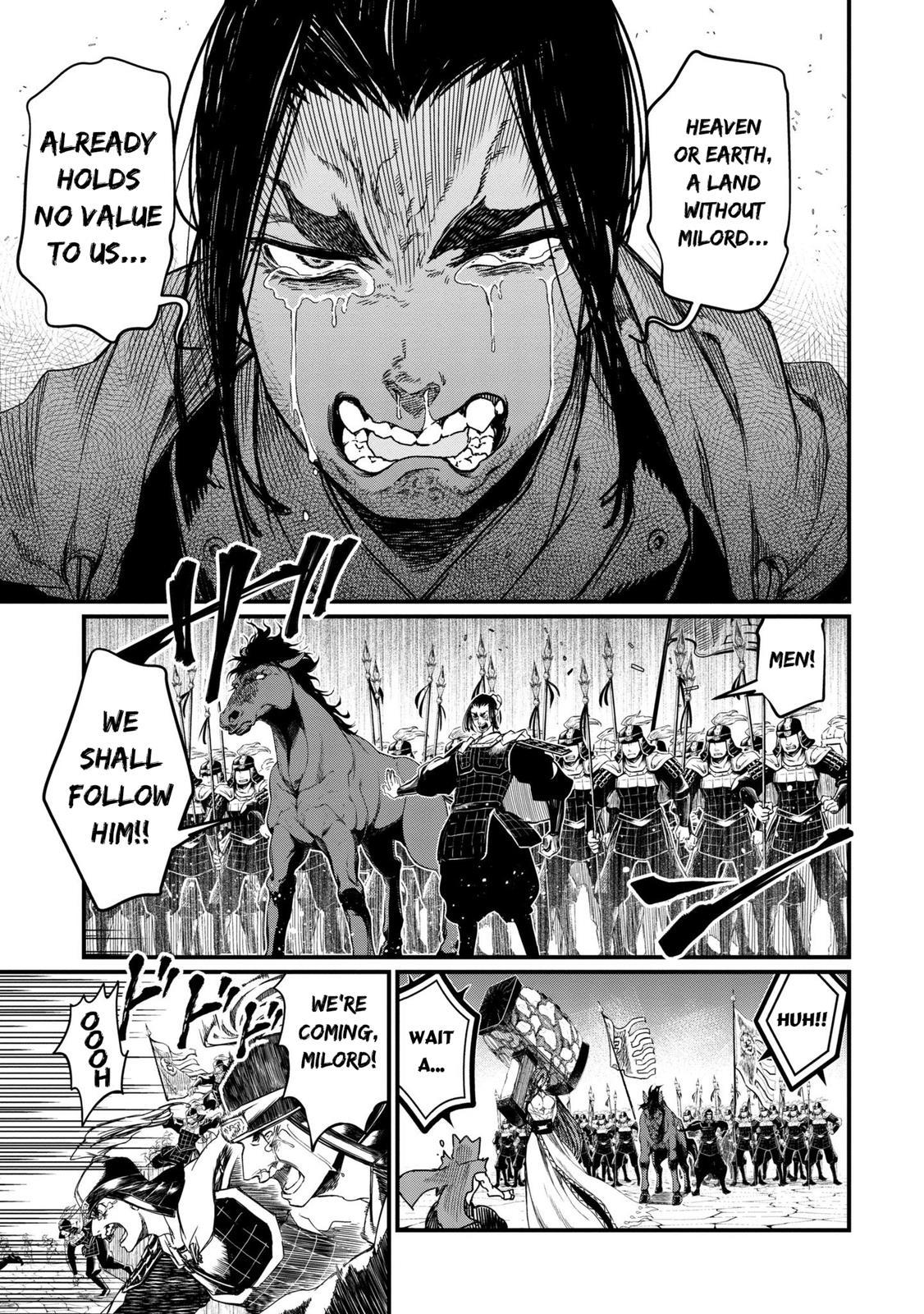 Shuumatsu no Valkyrie, Chapter 7 image 008