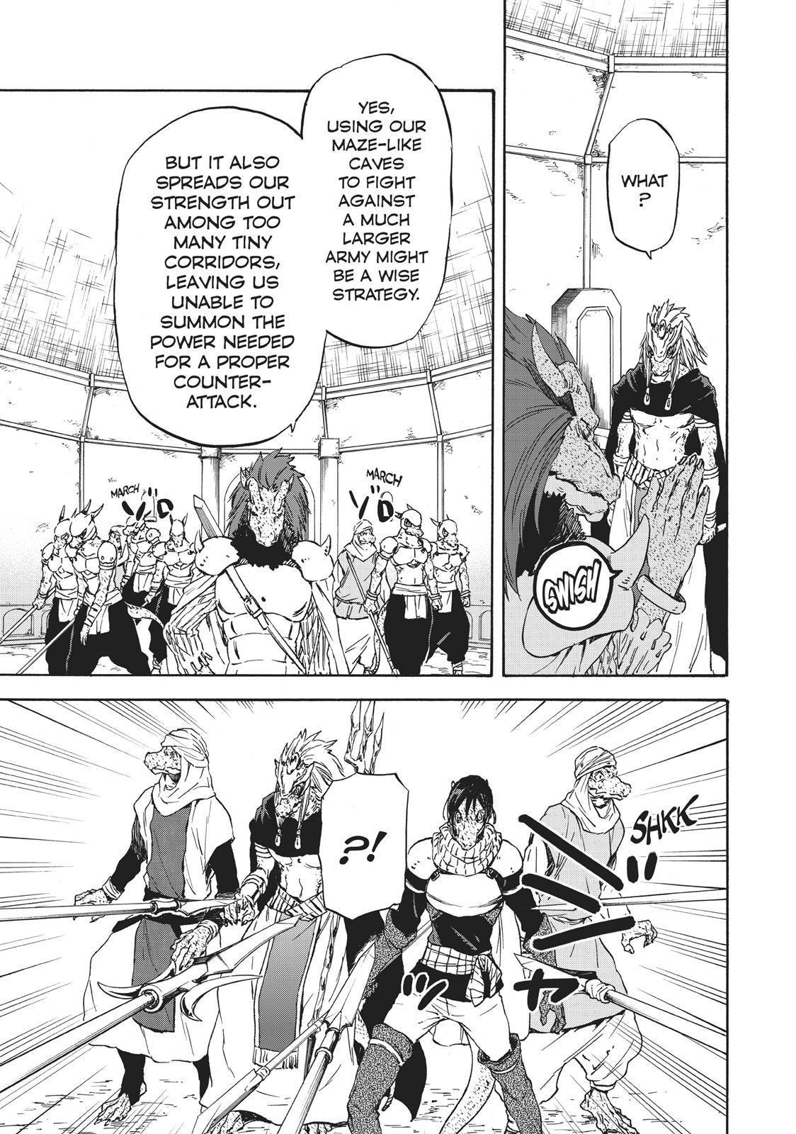 Tensei shitara Slime Datta Ken, Chapter 19 image 019