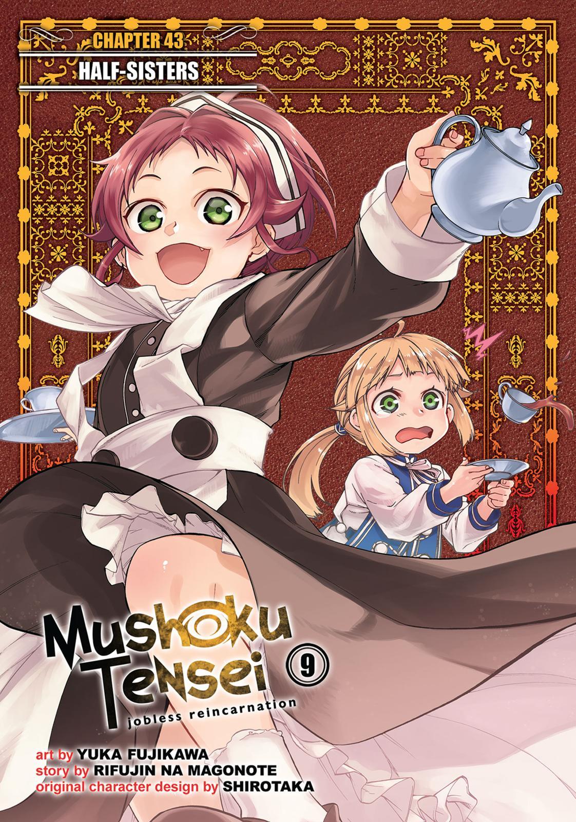 Mushoku Tensei, Chapter 43 image 003