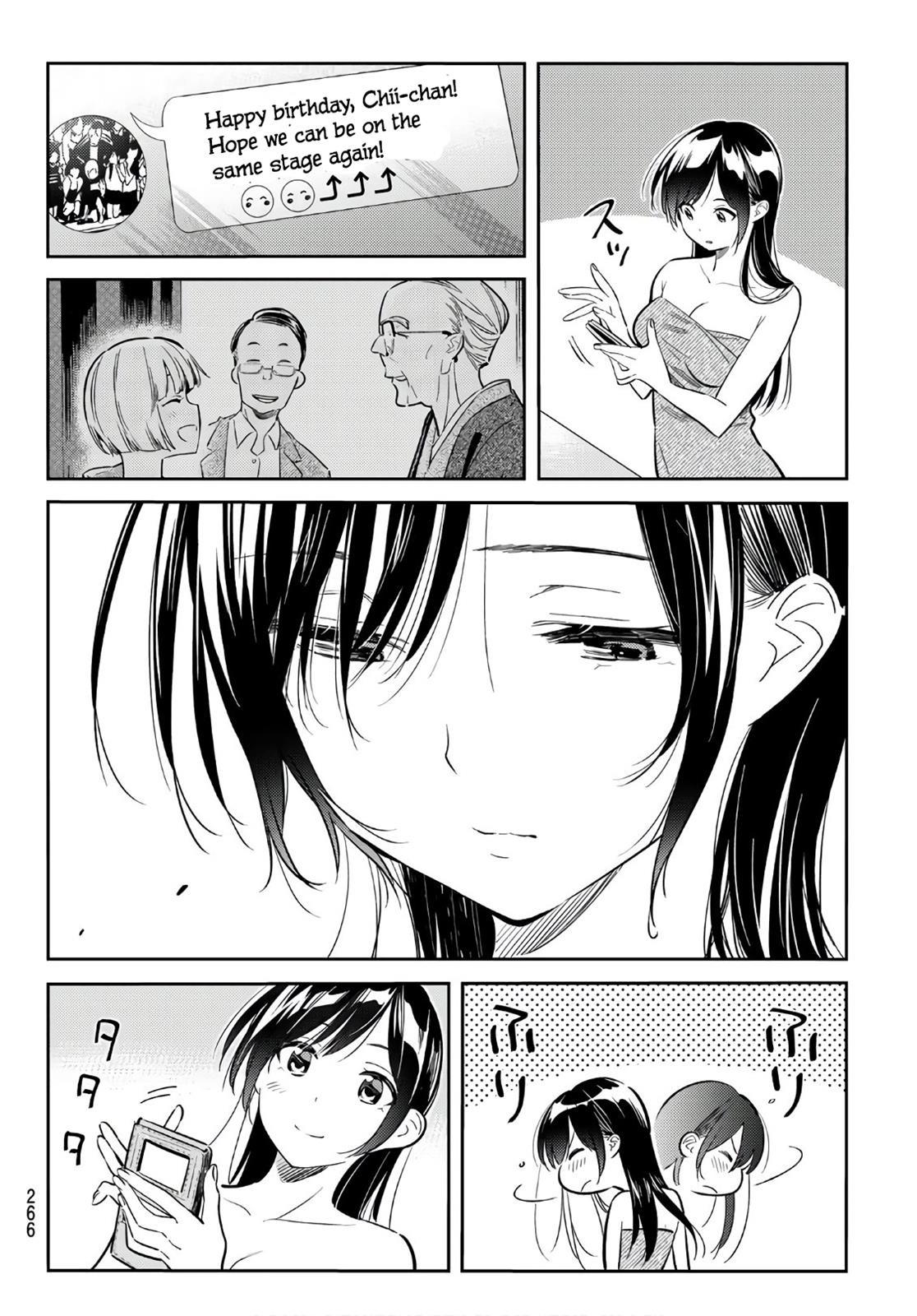 Kanojo Okarishimasu, Chapter 69 image 012