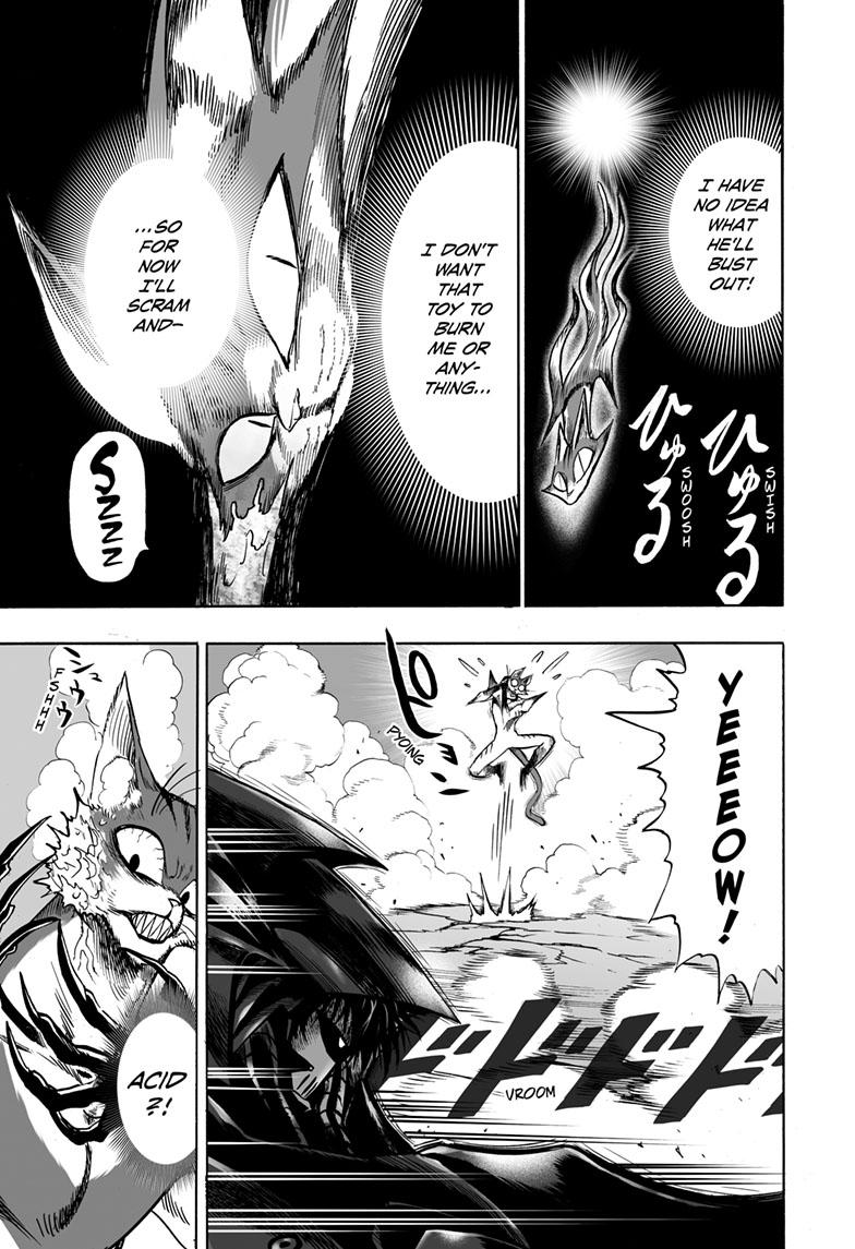 One-Punch Man, Chapter 116 image 006