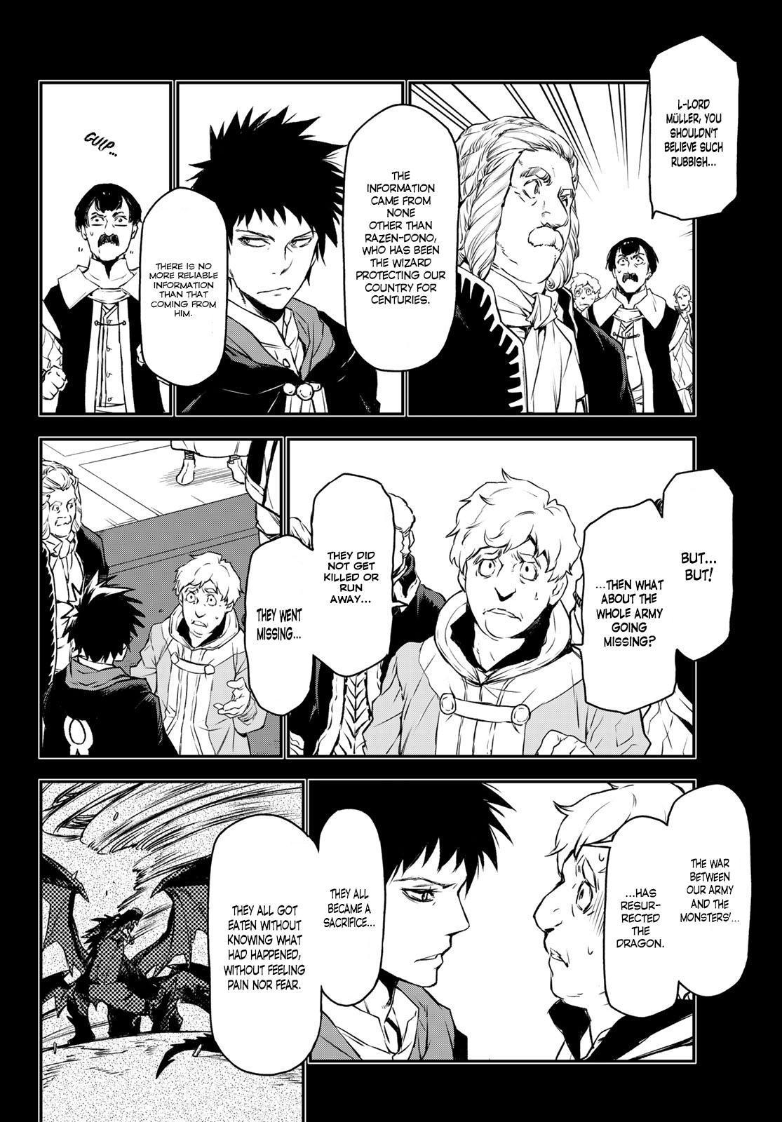 Tensei shitara Slime Datta Ken, Chapter 88 image 08