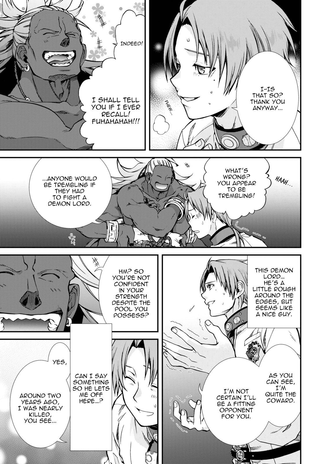 Mushoku Tensei, Chapter 66 image 008