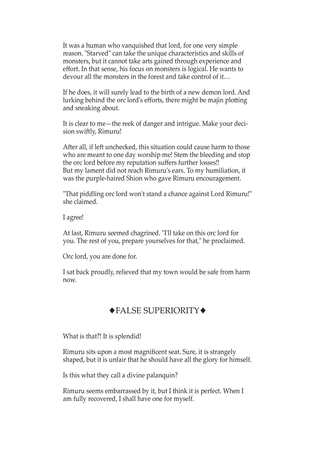 Tensei shitara Slime Datta Ken, Chapter 22.5 image 005
