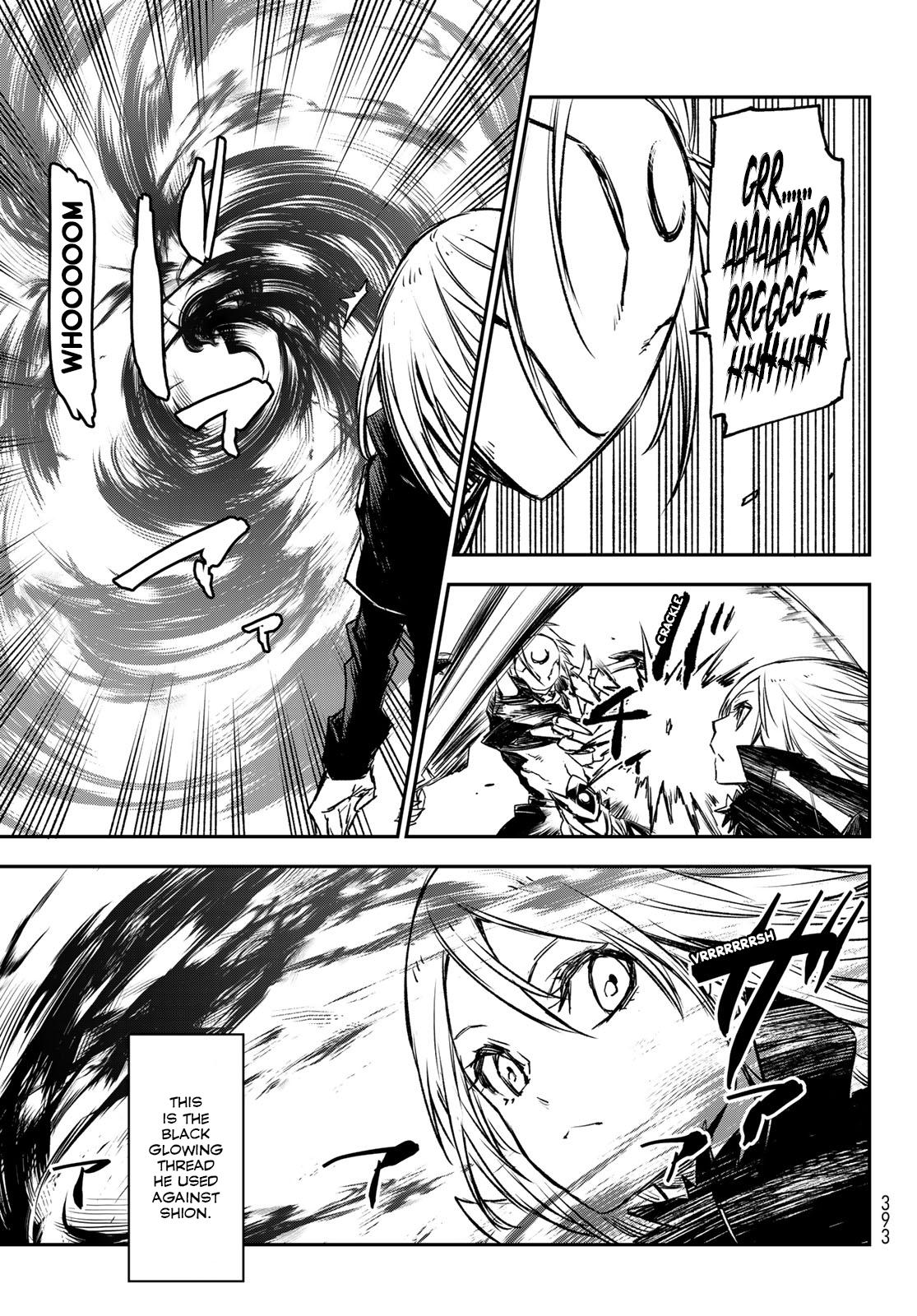 Tensei shitara Slime Datta Ken, Chapter 84 image 009