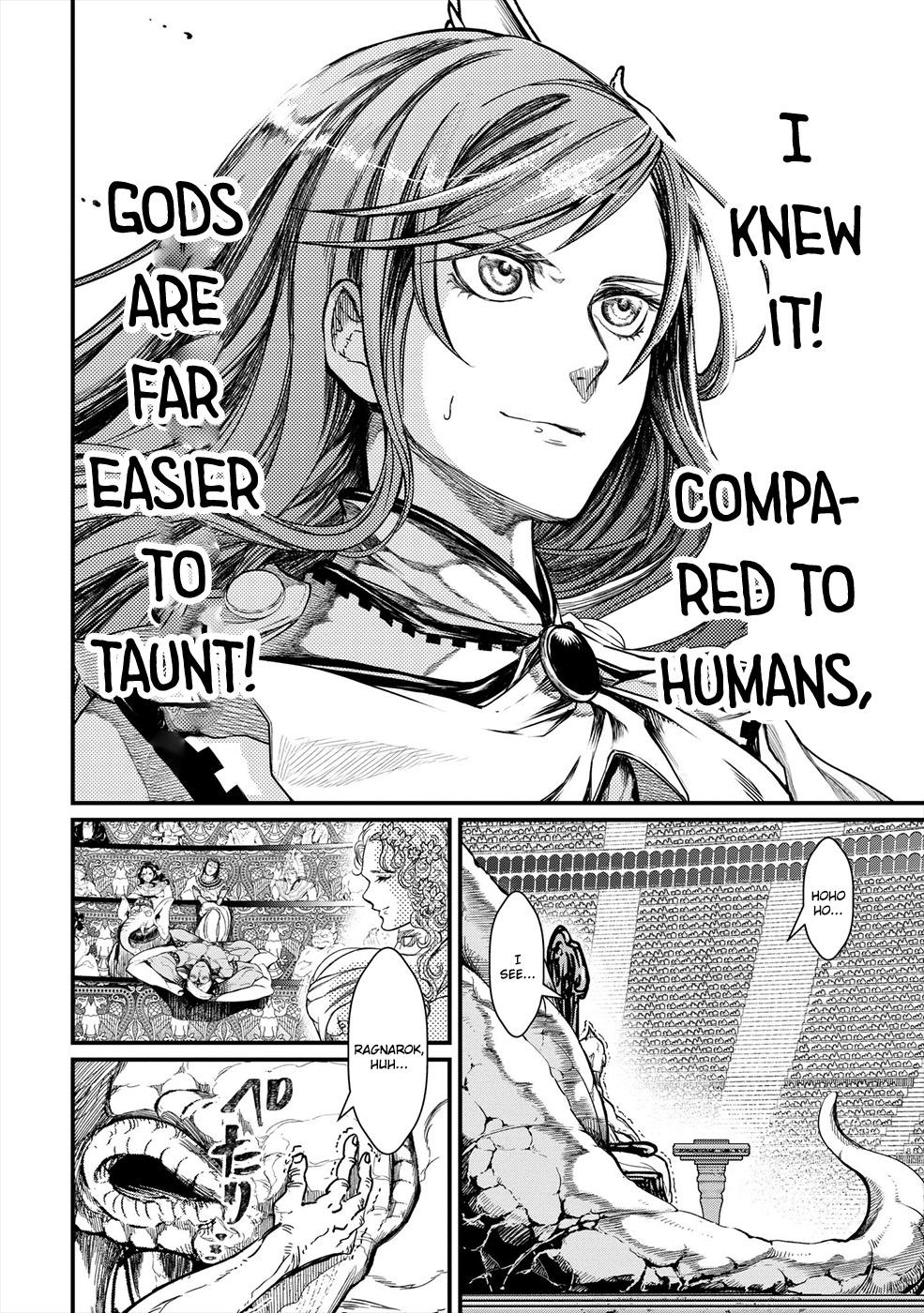 Shuumatsu no Valkyrie, Chapter 1 image 030