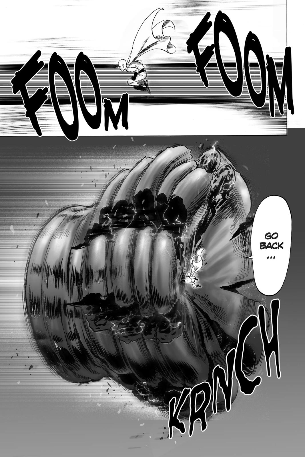 One-Punch Man, Chapter 32 image 020