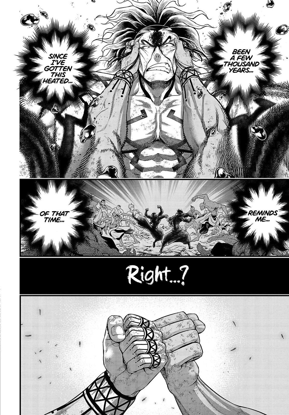 Shuumatsu no Valkyrie, Chapter 36 image 014