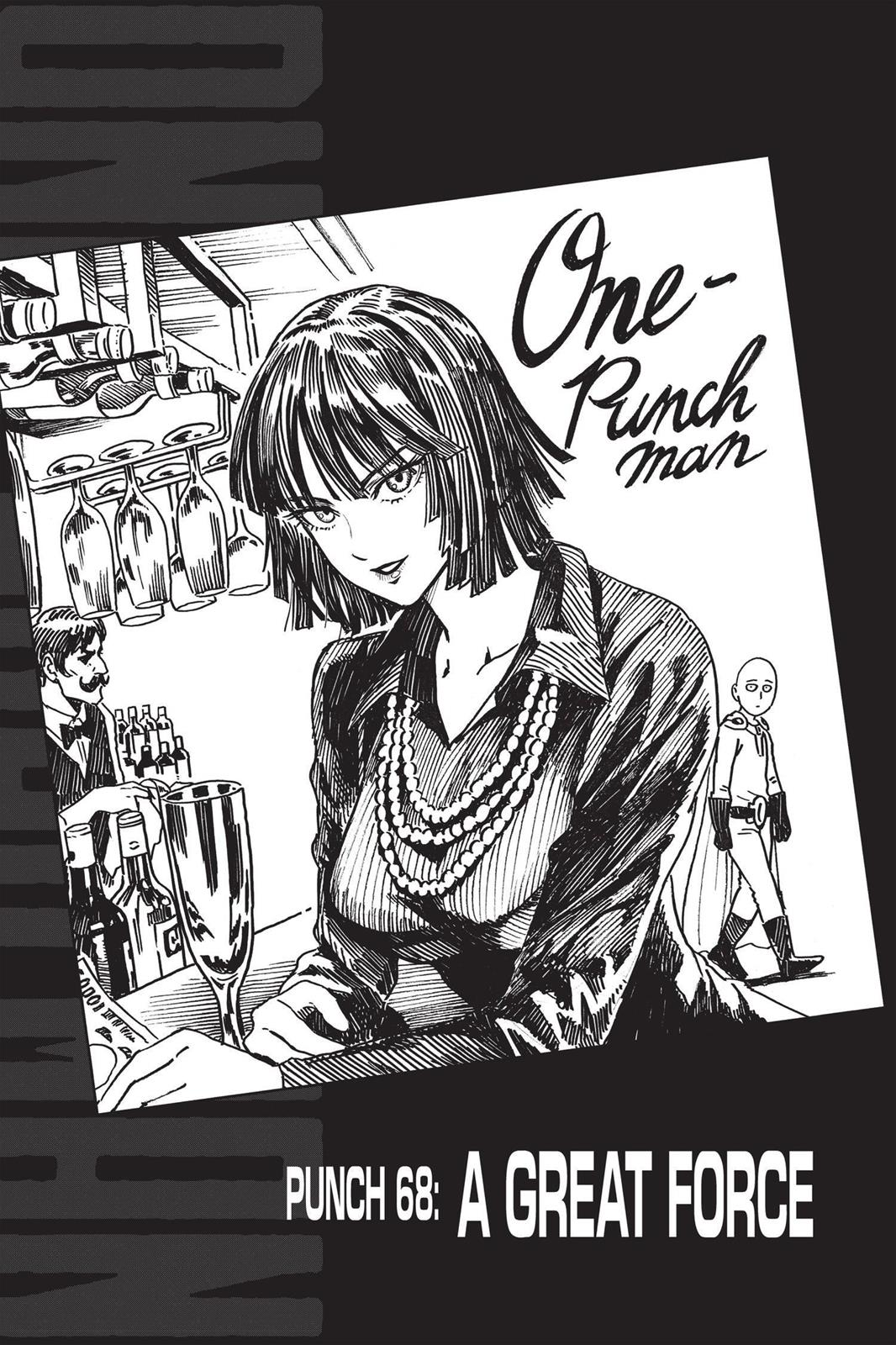 One-Punch Man, Chapter 68 image 008