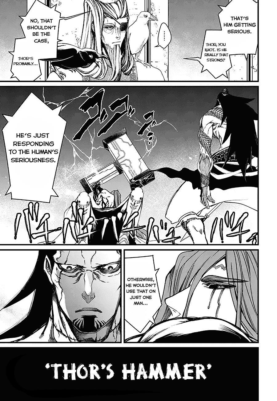 Shuumatsu no Valkyrie, Chapter 2 image 026